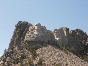 Mount Rusmore May 2012